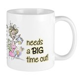 BIG TIME OUT Mug