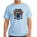 Cute New jersey state seal T-Shirt