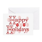 Christmas Cards Greeting Card