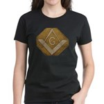 THE MORAL COMPASS VII Women's Dark T-Shirt