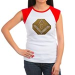 THE MORAL COMPASS VII Women's Cap Sleeve T-Shirt