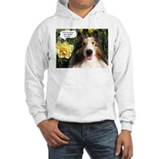 Funny Too young Hoodie