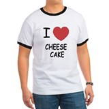 I heart cheesecake T