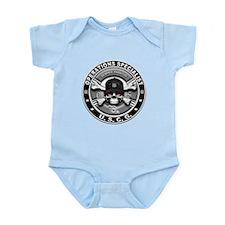 USCG Operations Specialist Sk Infant Bodysuit