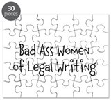 Bad Ass Women of Legal Writin Puzzle