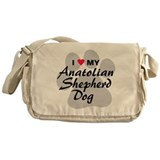 Anatolian Shepherd Dog Messenger Bag