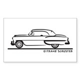 1953 Chevy 2-10 Convertible B Decal