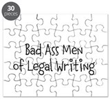 Bad Ass Men of Legal Writing Puzzle