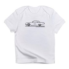 1963 Ford Thunderbird Hard To Infant T-Shirt