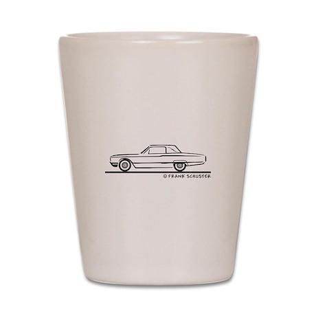 1964 Ford Thunderbird Landau Shot Glass