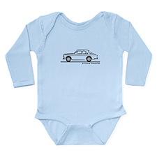 Volvo Amazon Long Sleeve Infant Bodysuit