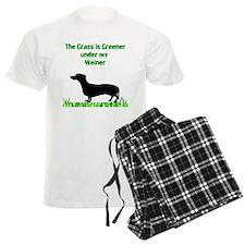 Grass is Greener Pajamas