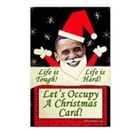 Occupy a Christmas Postcard (Package of 8)