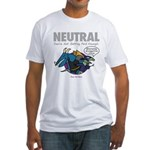 NEUTRAL Fitted T-Shirt