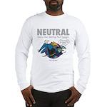 NEUTRAL Long Sleeve T-Shirt