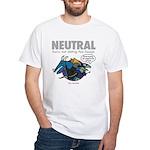 NEUTRAL White T-Shirt