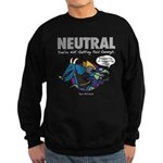 NEUTRAL Sweatshirt (black)