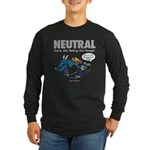 NEUTRAL Long Sleeve T-Shirt (black)