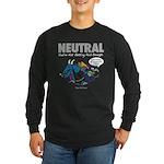 NEUTRAL Long Sleeve T-Shirt (black)