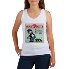 Fed Parody Women's Tank Top