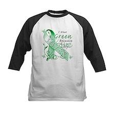 I Wear Green I Love My Sister Tee