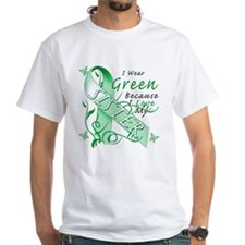 I Wear Green I Love My Sister Shirt