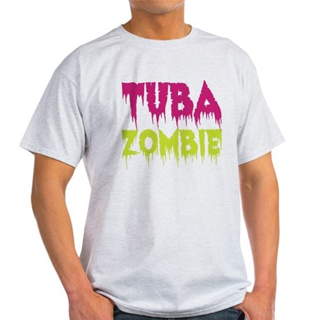 Tuba Zombie Light T-Shirt