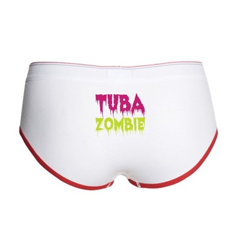 Tuba Zombie Women's Boy Brief
