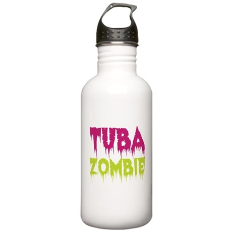 Tuba Zombie Stainless Water Bottle 1.0L