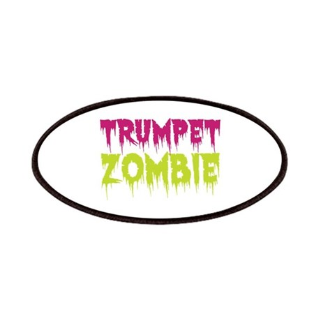 Trumpet Zombie Patches