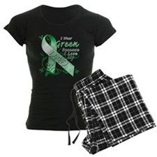 I Wear Green I Love My Dad Pajamas