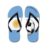 La Albiceleste Flip Flops / Argentina