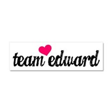 Team Edward Car Magnet 10 x 3