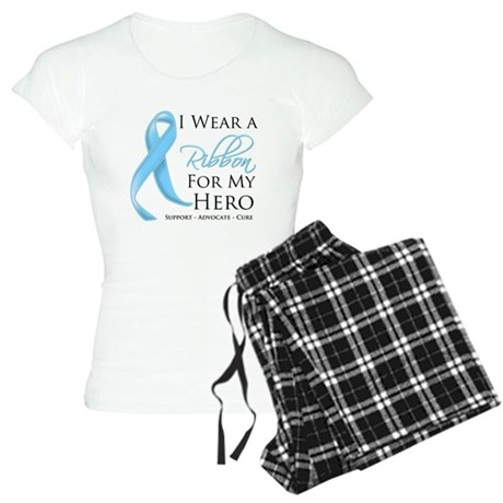 Hero Prostate Cancer Women's Light Pajamas