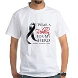 Hero Melanoma Ribbon Shirt
