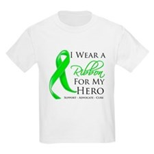 Hero Ribbon Lymphoma T-Shirt