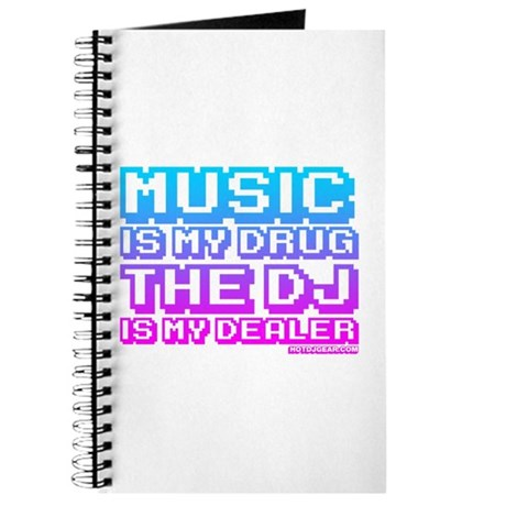 Music Is My Drug Journal