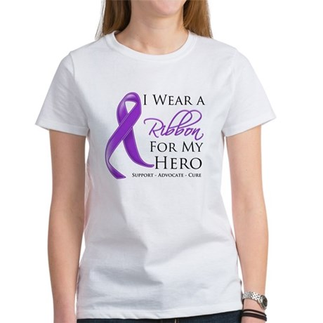 Hero Ribbon Leiomyosarcoma Women's T-Shirt