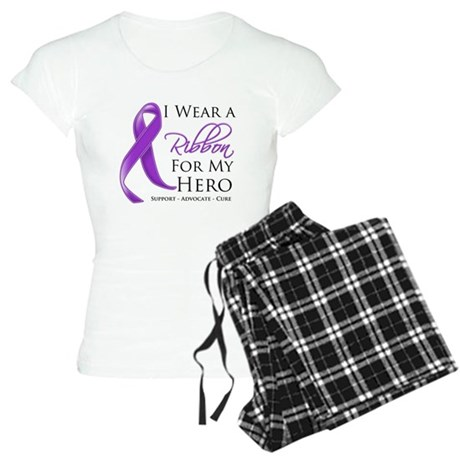 Hero Ribbon Leiomyosarcoma Women's Light Pajamas
