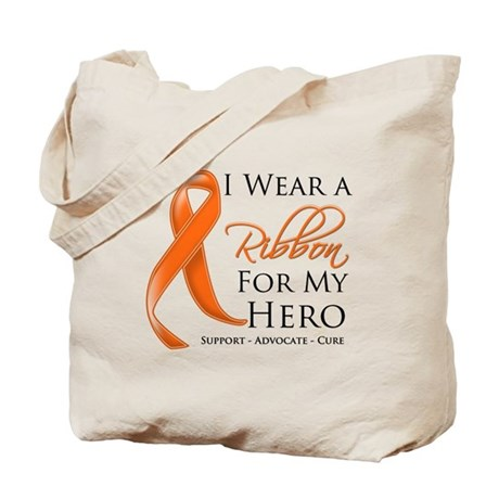 Hero Kidney Cancer Tote Bag