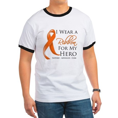 Hero Kidney Cancer Ringer T