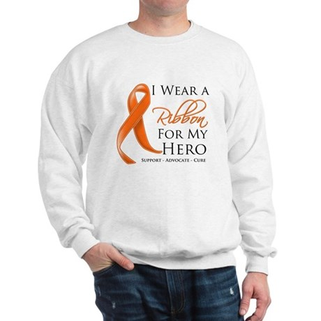 Hero Kidney Cancer Sweatshirt