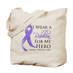 Hero Hodgkin Disease Tote Bag