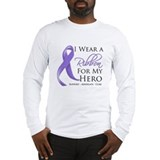 Hero Hodgkin Disease Long Sleeve T-Shirt