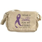 Hero Hodgkin Disease Messenger Bag