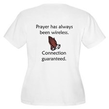 Connection To God Guaranteed T-Shirt