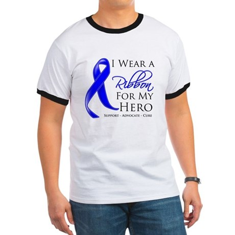 Hero Colon Cancer Ringer T