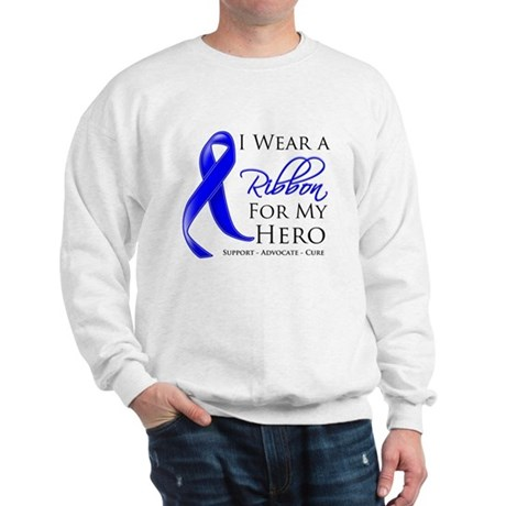 Hero Colon Cancer Sweatshirt