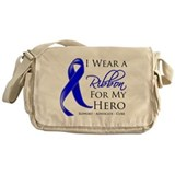 Hero Colon Cancer Messenger Bag