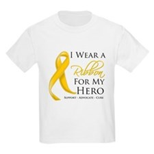 Hero Childhood Cancer T-Shirt